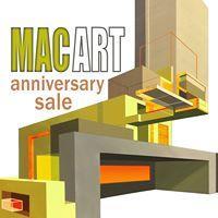 MAC Fine Art 19th Anniversary Sale 8/27/2016 6:00:00 PM