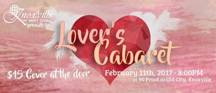 KGMC Lover's Cabaret 2/11/2017 8:00:00 PM