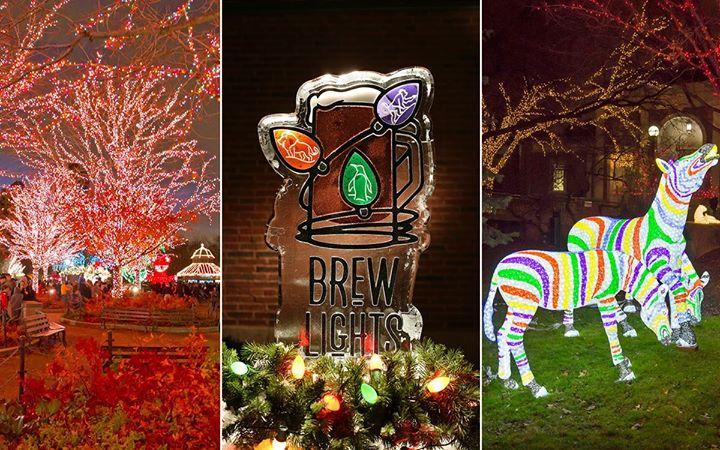 BrewLights Presented by Louis Glunz Beer 12/2/2015 5:30:00 PM