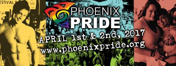 Phoenix Pride Festival 2017 4/1/2017 12:00:00 AM
