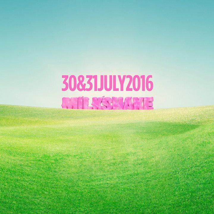 Milkshake Festival 2016 - Amsterdam 7/30/2016 12:00:00 AM