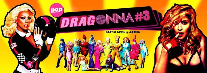 Madonna & Drag Race Disco at Aatma (Sat 1st April) 4/1/2017 11:00:00 PM