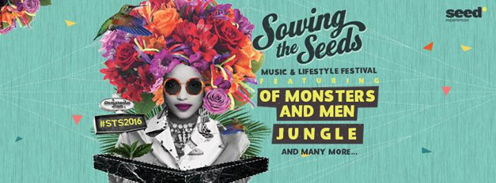 Sowing the Seeds Music & Lifestyle Festival 4/2/2016 10:00:00 AM