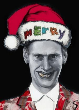A John Waters Christmas - Nov 29 at the Great American Music Hall 11/29/2015 8:00:00 PM