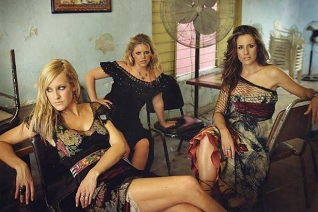 Dixie Chicks w/ Augustana and Smooth Hound Smith 7/17/2016 7:00:00 PM