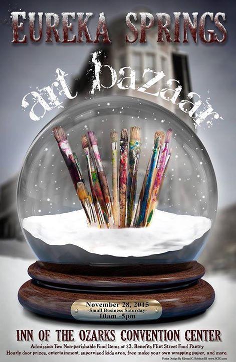 Eureka Springs Art Bazaar 11/28/2015 10:00:00 AM