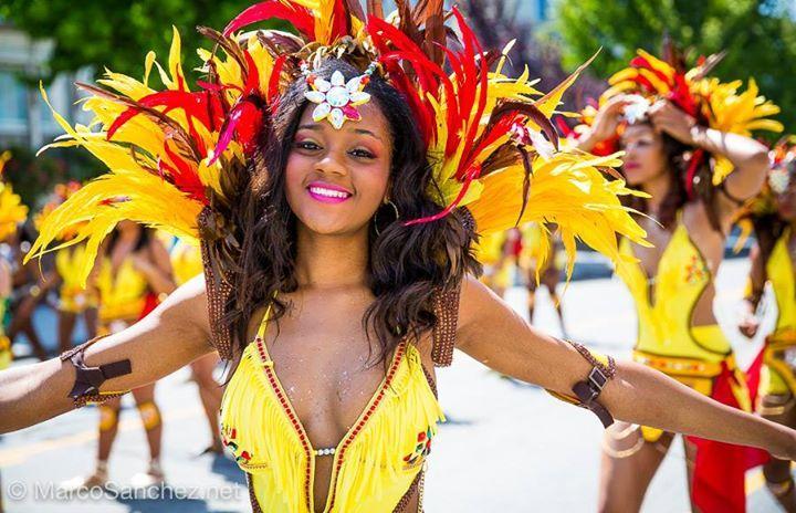 Carnaval San Francisco 2017 Season Kick-Off: Fat Tuesday 2/28/2017 6:00:00 PM