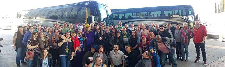 Big Gay Fun Bus — February Mardi Gras 2/25/2017 12:00:00 PM