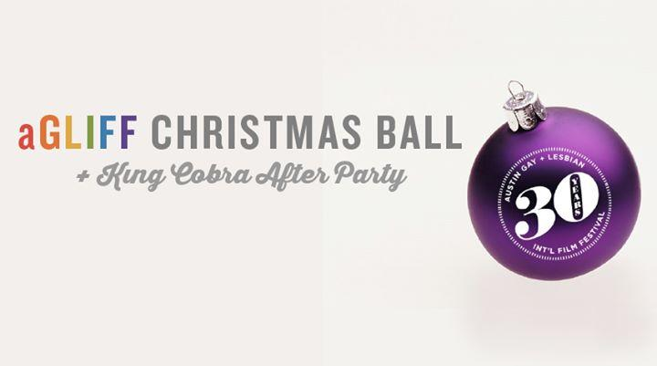 Agliff Christmas Ball + King Cobra Afterparty 12/6/2016 9:30:00 PM