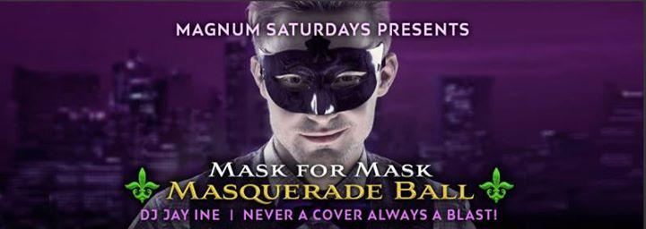 Mask for Mask Masquerade Ball 12/10/2016 10:00:00 PM