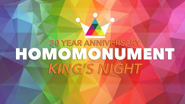 King's Night: 30 YEARS 4/26/2017 7:00:00 PM