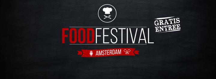 Foodfestival Amsterdam | 26-29 nov 11/26/2015 12:00:00 AM