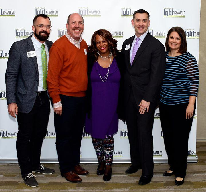 LGBT Chamber March Brewing Up Business 3/30/2017 5:30:00 PM