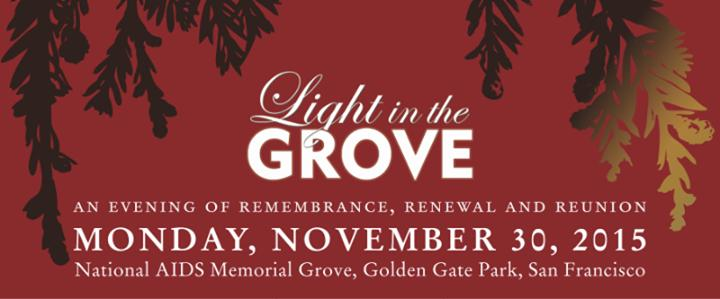 Light in the Grove 11/30/2015 6:00:00 PM