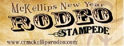 New Year's Stampede Rodeo 12/30/2017 12:00:00 AM
