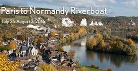 Paris and Normandy Riverboat 7/26/2016 12:00:00 AM