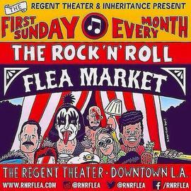 The Rock N Roll Flea Market 2/7/2016 11:00:00 AM