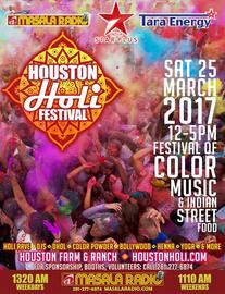 Houston Holi Festival 2017 3/25/2017 12:00:00 PM
