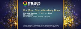New Year, New You Networking Mixer 1/19/2017 6:00:00 PM