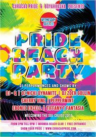Curacao Pride Beach Party 9/28/2016 2:00:00 PM
