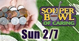 Souper Bowl of Caring 2/7/2016 10:00:00 AM