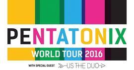 Pentatonix w/ Us The Duo 5/3/2016 7:30:00 PM