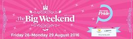 8 FREE Pride BIG Weekend Ticket Hotel Accommodation All meals Provided and Drink Vouchers included! 8/24/2016 4:00:00 PM