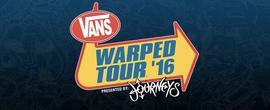 2016 Vans Warped Tour - Nashville 6/29/2016 11:00:00 AM