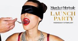 March into Merivale: Launch Party 2/10/2016 5:30:00 PM