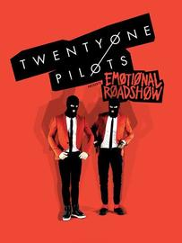 Twenty-One Pilots Emotional Roadshow at US Bank Arena 5/31/2016 7:30:00 PM