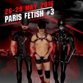 Paris Fetish #3 5/26/2016 12:00:00 AM