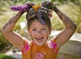 International Mud Day in the Gardens 6/29/2016 10:00:00 AM