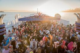 Daybreaker SF // Halloween Boat Cruise 10/28/2016 6:00:00 AM