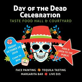 Day of the Dead Celebration at FIGat7th 10/28/2016 11:00:00 AM