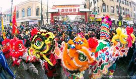 Chinatown Lunar New Year Parade - Year of the Monkey 2/14/2016 1:00:00 PM