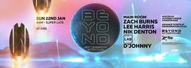 Beyond afterhours at Fire Sunday 22nd January 4am - Midday 1/22/2017 4:00:00 AM