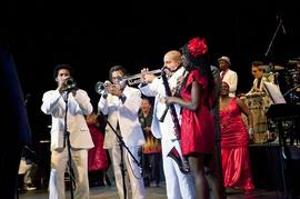 The Afro-Cuban All Stars 5/5/2016 8:00:00 PM