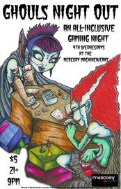 Ghouls Night Out August 8/24/2016 9:00:00 PM