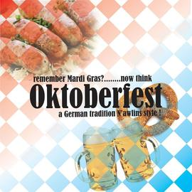 Oktoberfest at Town Hall 9/29/2016 4:00:00 PM