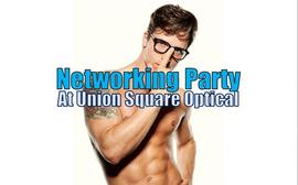 Big Gay Networking Party at Union Sq Optical 10/25/2016 5:00:00 PM