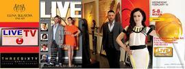 LIVE Magazine Mixer Elena Bulatova Fine Art 2/10/2016 5:00:00 PM