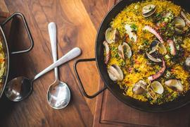 Paella Cooking Class 7/26/2016 6:30:00 PM