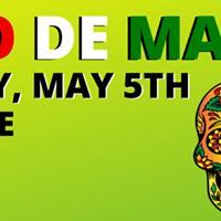 CINCO DE MAYO 5/5/2016 3:00:00 PM