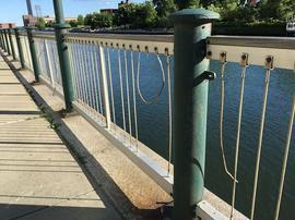 Phase III: Riverwalk Repair Project 8/24/2016 5:00:00 PM