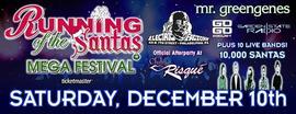 Mr. Greengenes Returns -Running of the Santas Mega Festival 2016 12/10/2016 10:00:00 AM
