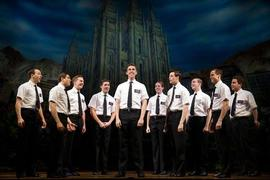 Book of Mormon at the Orpheum Theater 5/25/2016 7:30:00 PM