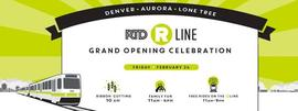 Grand Opening of the R Line & H Line Extension 2/24/2017 10:00:00 AM