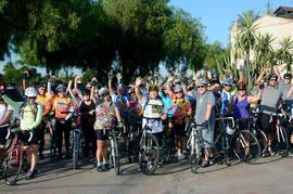 Celebrate Our Heritage Walk & Bike to L.A. 8/27/2016 6:00:00 AM