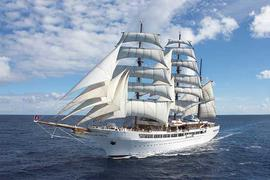 The Canary Islands Aboard Sea Cloud II